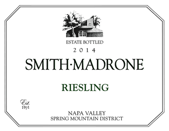 2010 Smith-Madrone Riesling