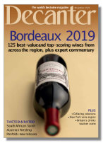 Decanter magazine image