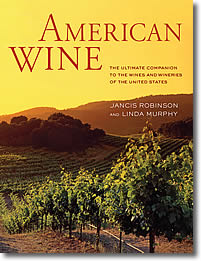 Book Cover of American Wine